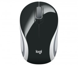 Logitech Wireless Mouse M187 Black
