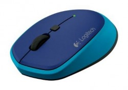 Logitech Wireless Mouse M335 modrá