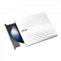 ASUS DVD-/+RW SDRW-08D2S-U (bílý panel), externí, USB 2.0, Retail