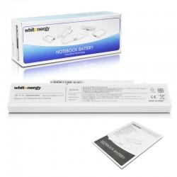 Whitenergy Baterie   Samsung R580   11,1V   4400mAh   bílá