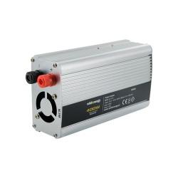 Whitenergy měnič napětí do auta DC 24V-AC 230V 400W s USB