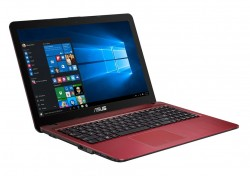 ASUS R540LA-XX344 - červený - 480GB SSD | 8GB