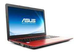 ASUS R541UJ-DM451 - Czerwony - 500GB SSD   8GB