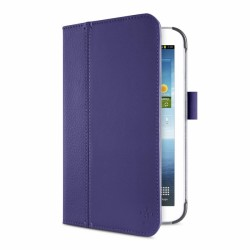 Pouzdro Belkin Multitasker pro Galaxy Tab3 7.0 modré