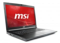 MSI GL72 6QF-681XPL - 240GB SSD | 8GB | Windows 10