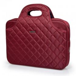 """Port Designs dámská brašna na notebook - Firenze 15,6''-16"""" červená"""