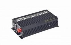 Měnič napětí 24V->230V Energenie by Gembird 1200W