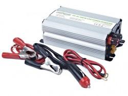 Měnič napětí 12V->230V Energenie by Gembird 300W + USB