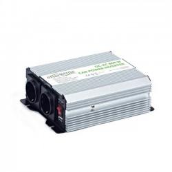 Měnič napětí 12V->230V Energenie by Gembird 800W + USB