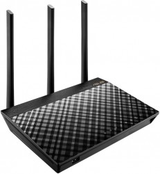 Asus Wireless Router Dual Band 1750Mb/s - RT-AC66U