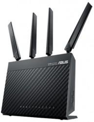 ASUS 4G-AC68U Wireless AC1900 Dual-band LTE router/modem