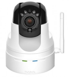 D-Link Securicam Wireless N IP Camera HD, Day & Night PTZ - DCS-5222L