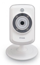 D-Link Wireless N IP Day & Night IP Camera - DCS-942L