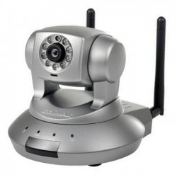Edimax 1,3Mpx H.264 Wireless N300 IP Camera, IR, motorized pan/tilt, Plug&View IC-7110W