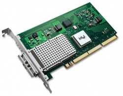 Intel 10Giga Pro/10GbE CX4 PCI-X Server Adapter