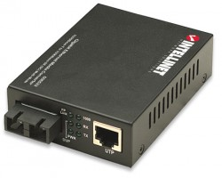 Intellinet Media Konverter Gigabit Ethernet 1000 RJ45 na 1000 SX SC