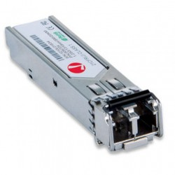 Intellinet Gigabit Fiber SFP Optical Transceiver Module, LC port, 20 km (506724)