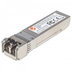 Intellinet 10 Gigabit Fiber SFP+ Optical Transceiver Module, LC port, 300 m (507462)