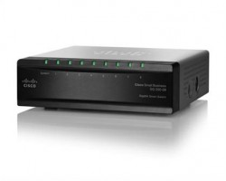 Cisco Switch 10/100/1000 Mbit/s 8 port - SLM2008T