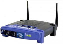 Linksys Wireless-G Broadband Router - WRT54GL
