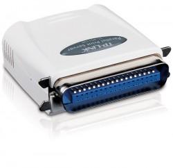TP-Link print server 1xLPT 1xRJ45 FastEthernet - TL-PS110P