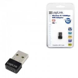 LogiLink Wi-Fi adaptér USB 2.0 150 Mbit/s WL0084E