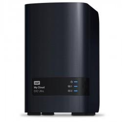 WD My Cloud EX2 Ultra 8TB WDBVBZ0080JCH-EESN