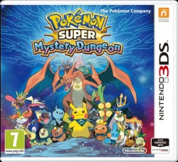 Pokémon Super Mystery Dungeon (2DS/3DS)