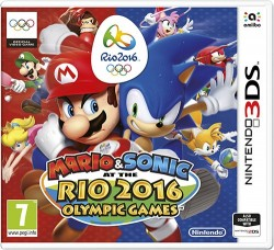 Mario & Sonic at the Rio 2016 Olympic Games (2DS/3DS)