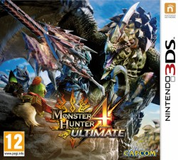 Monster Hunter 4 Ultimate (2DS/3DS)