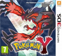 Pokemon Y (2DS/3DS)