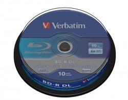BD-R Verbatim 50GB 10ks