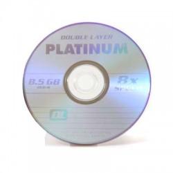 DVD+R Platinum DL 25szt
