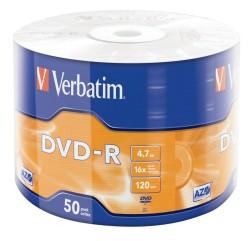 DVD-R Verbatim 50ks