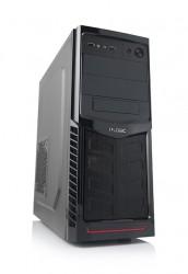 Počítačová skříň A30 USB 3.0 black bez zdroje