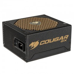 Cougar GX 600 V3 80 Plus Gold zdroj - 600 W