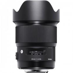 Sigma 20mm f/1,4 DG HSM ART Canon