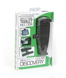 """Omega Discovery – univerzální držák do auta za opěrku hlavy pro Tablet 7""""-10.1"""""""