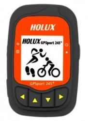Holux GR-245 + GPS na kolo