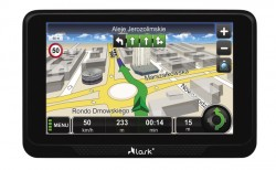 Lark FreeBird 50.9 GPS, 5'' BT LarkMap - Mapa Polska