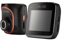 MIO MiVue 588 videoregistrátor do auta Full HD 1080p GPS+ dotykový displej + fotoradary + sensor Sony
