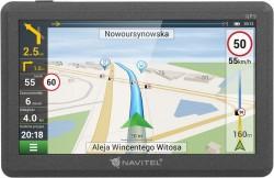Navitel E200 Lifetime mapa východní Evropy