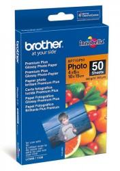 Papír Brother Photo Glossy 50 stránek 10x15 cm 260g/m2