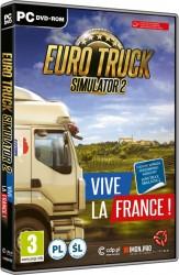 Euro Truck Simulator Francie (PC) – Polská jazyková verze