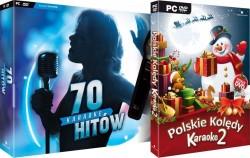 Karaoke for Fun 70 hitów + karaoke kolędy v2 (PC)