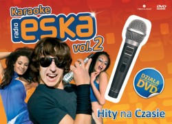 Karaoke Radio Eska vol.2 + mikrofon