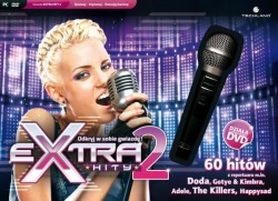Karaoke for Fun - Extra Hity 2 + mikrofon