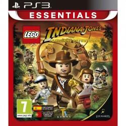 Lego Indiana Jones 2 Essentials (PS3)