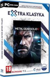 Metal Gear Solid Ground Zeros Extra Klasika (PC)