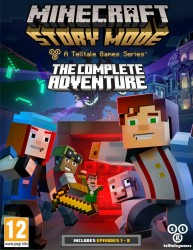 Minecraft Story Mode the Complete Adventure (PC)